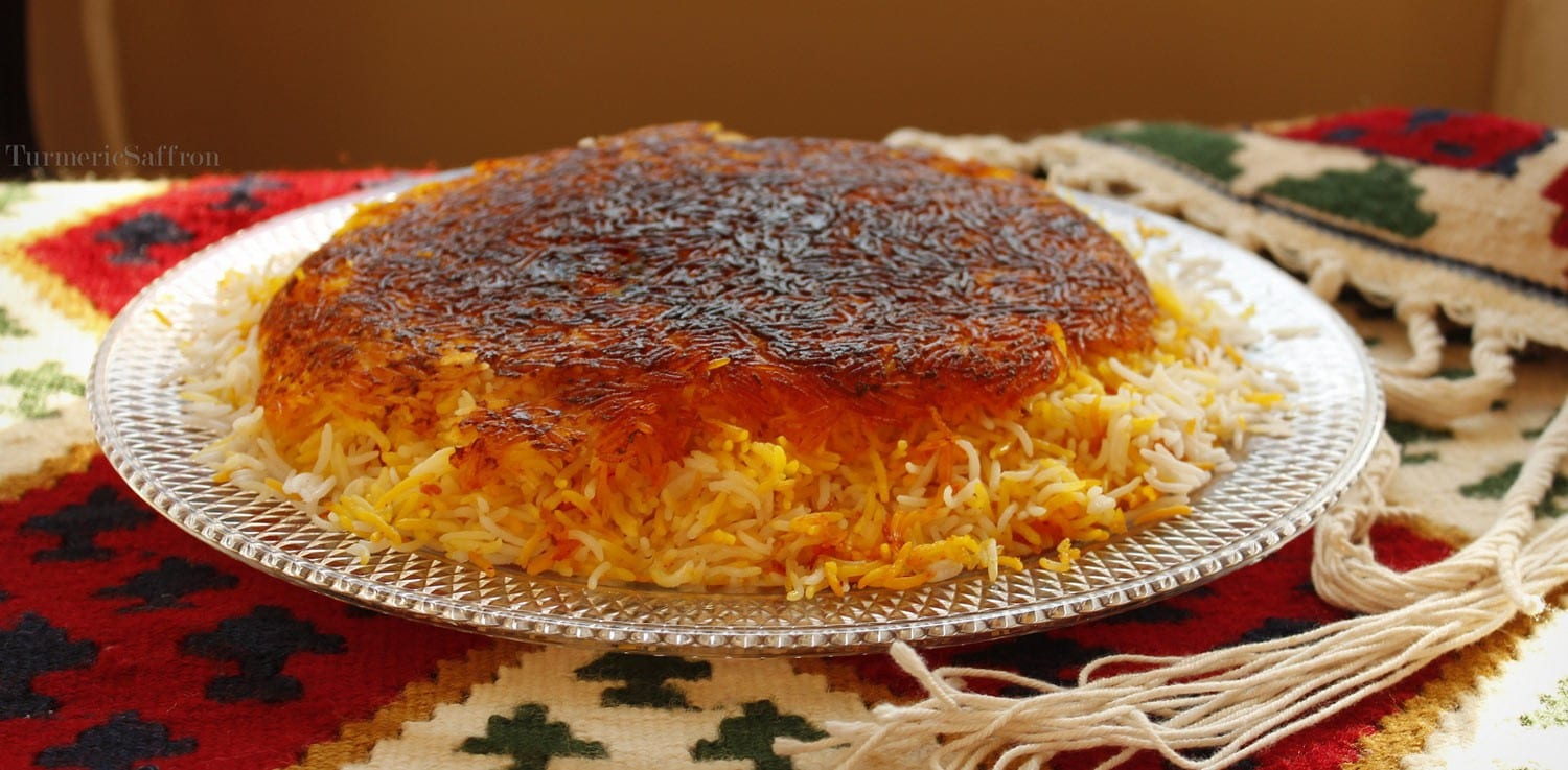 Tahdig (Persian food)